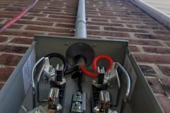 100 Amp Service in Port Richmond
