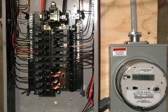 Main Electrical Service in Port Richmond