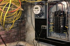Main Electrical Service Updates