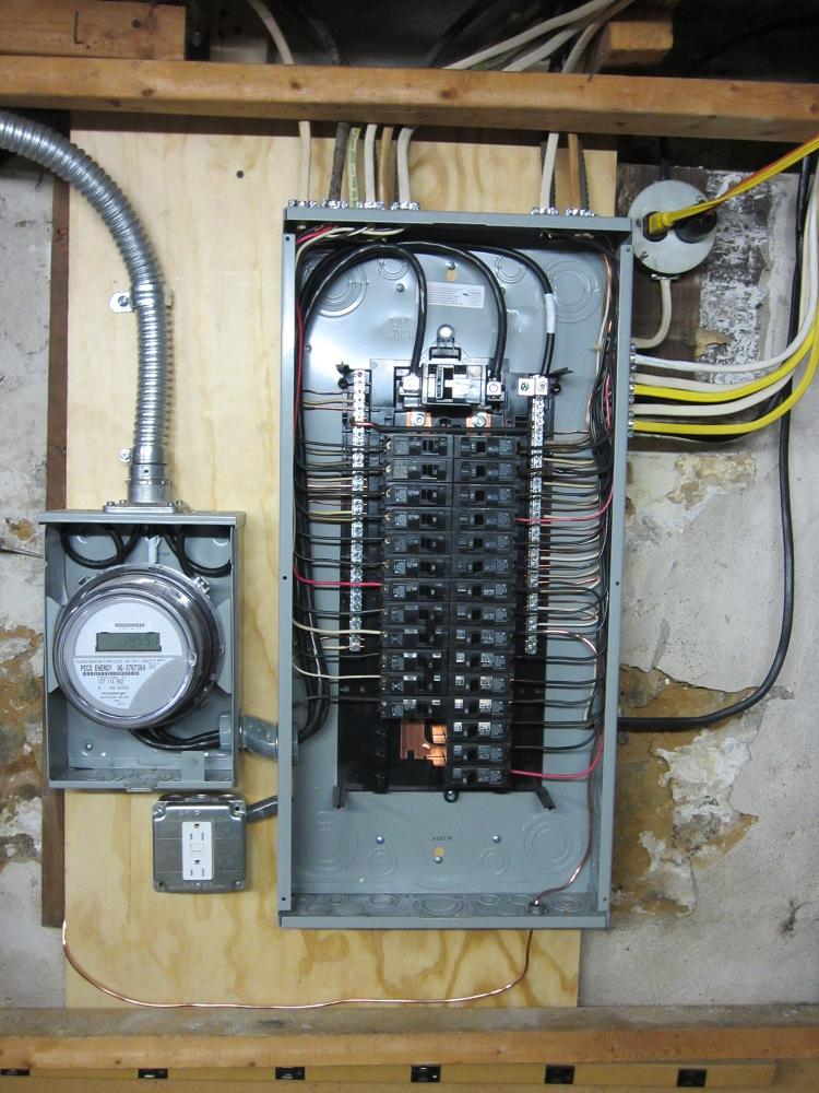 200 amp panel wiring diagram 28 wiring diagram images for What is the standard electrical service for residential