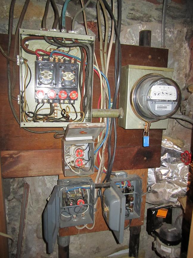 can you get home insurance for your outdated electrical wiring or rh lauterbornelectric com Do It Yourself Electrical Wiring Residential Electrical Wiring Diagrams