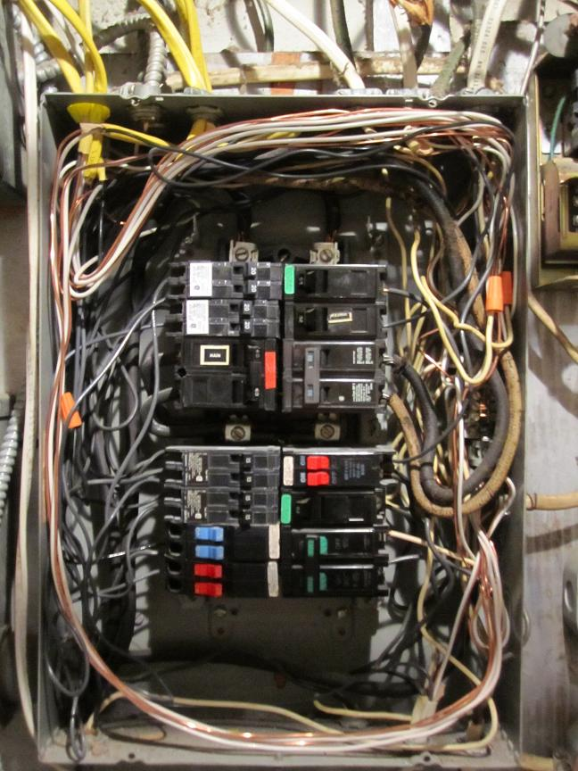 Amazing What Your Main Electric Panel Says About The Wiring In Your Home Wiring Cloud Oideiuggs Outletorg
