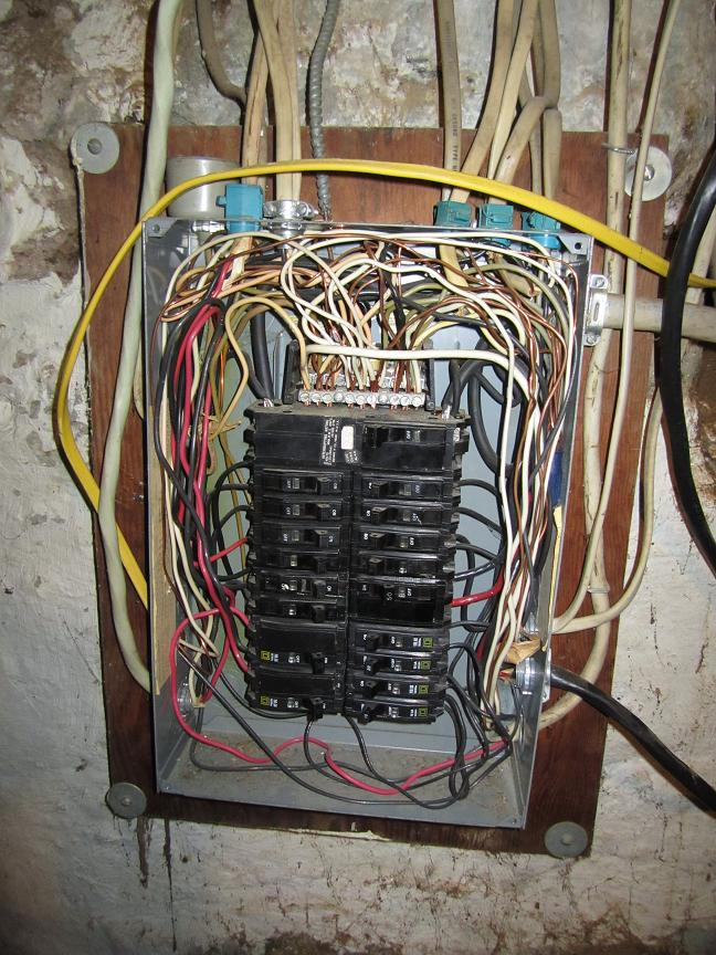 What Your Main Electric Panel Says About The Wiring In Your Home