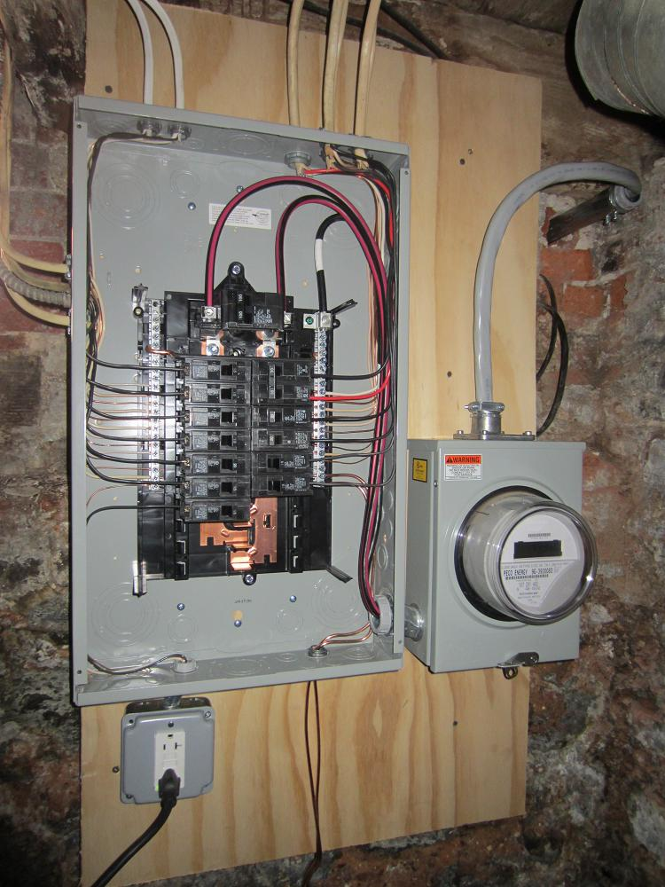 Workmanship Of Your Electrical Wiring on residential wiring a panel