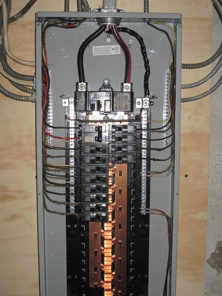 electric service panel  | lauterbornelectri…