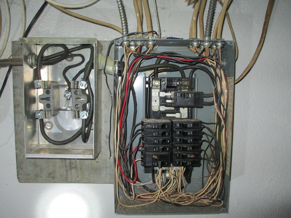 60 Amp Service Wire Wire Center