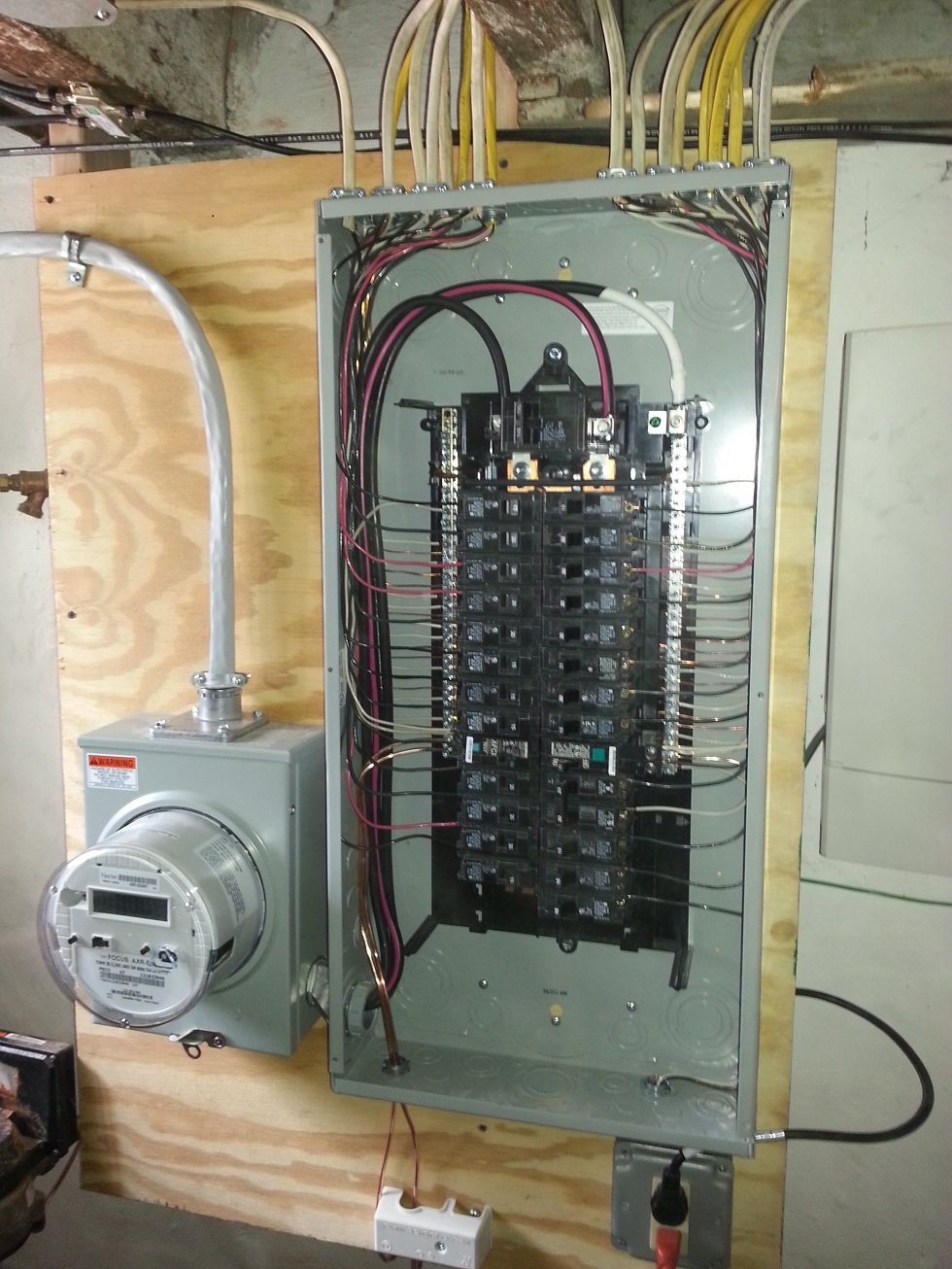 200 amp service wiring 22 wiring diagram images wiring for Electrical wire size for 100 amp service