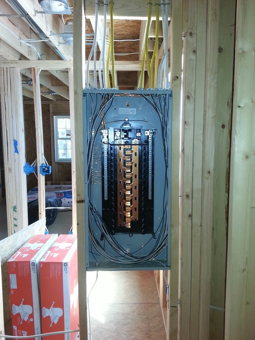 The Fairview Project Begins | Lauterborn Electric
