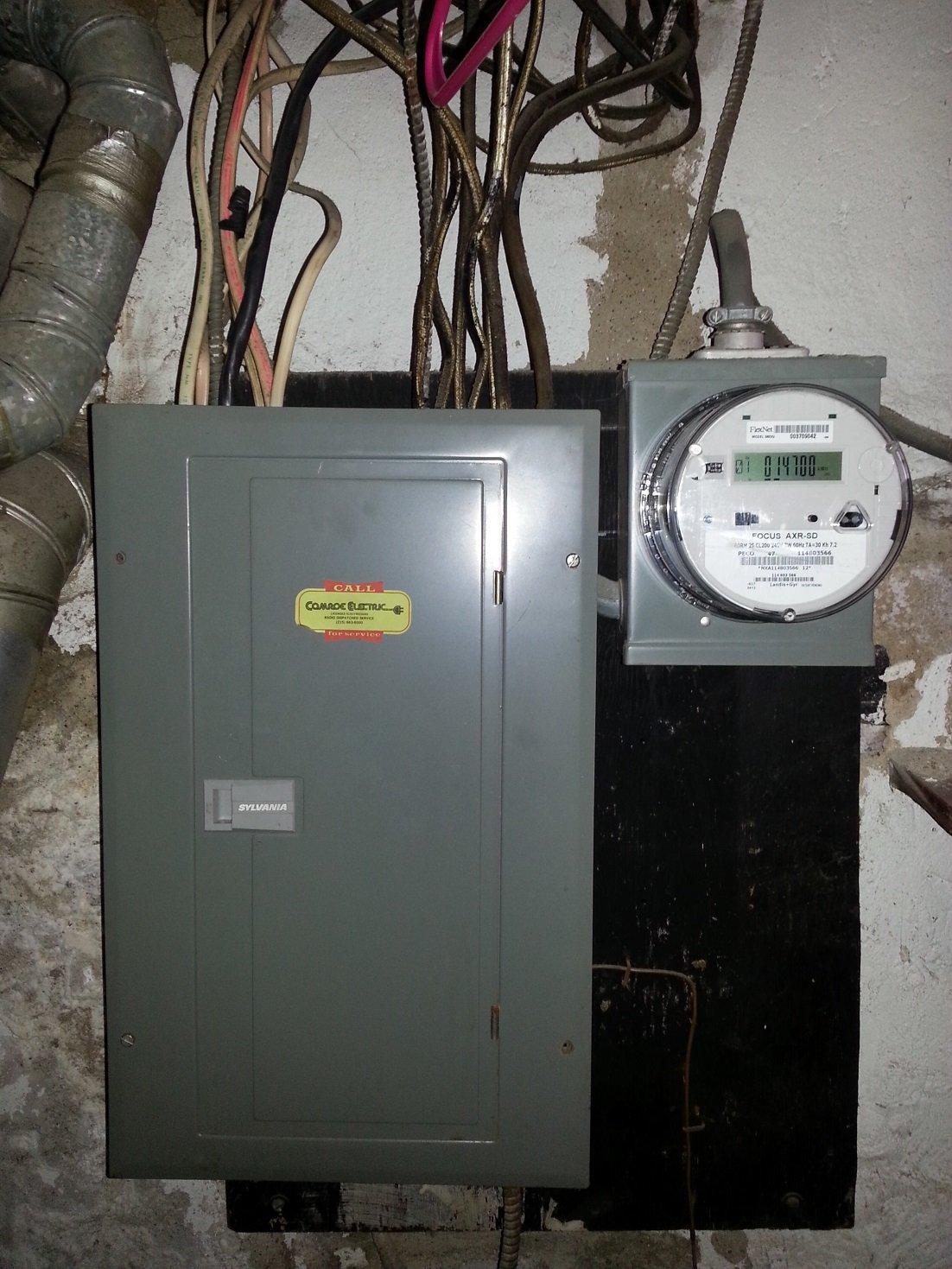 Port Richmond 200 Amp Service | Lauterborn Electric