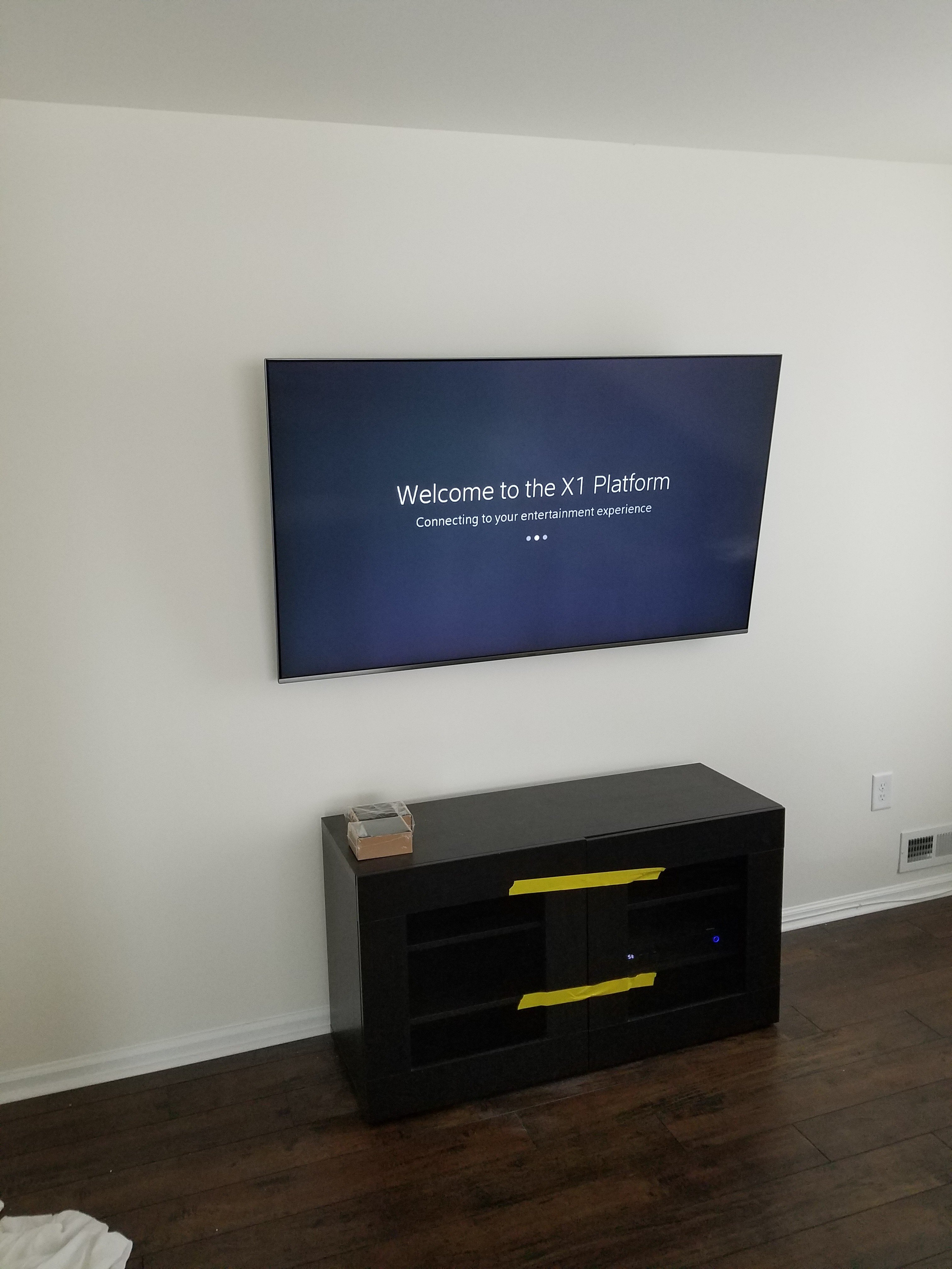 Television installations by Lauterborn Electric | Lauterborn Electric