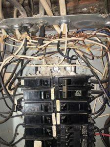 bad 100 amp panel